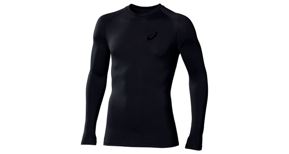 asics Inner-Muscle LS Top Men performance black